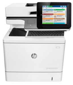 Серия МФУ HP Color  LaserJet Enterprise M577