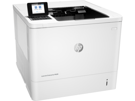 Принтеры HP LaserJet Enterprise серии M608