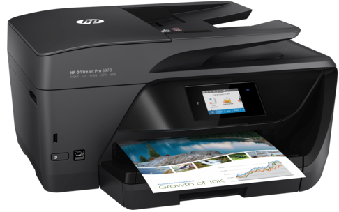 МФУ HP OfficeJet 6950, OfficeJet Pro 6960/6970