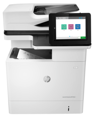 МФУ серии HP LaserJet Enterprise М631